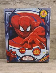 Marvel Ultimate Spiderman 46 piece jigsaw puzzle