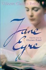 Jane Eyre: From the Novel by Charlotte Bronte (Usborne Classics Retold) By Char