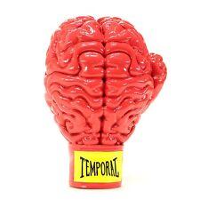 Original Red Boxing Brain Sculpture by Ron English Popaganda resin statue NEW