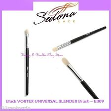 NEW Sedona Lace VORTEX BLACK UNIVERSAL BLENDER Eye Brush EB09 FREE SHIPPING