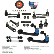 20 Pc Complete Front Suspension Kit for Ford F-150 F-250 Expedition 2WD LINCOLN