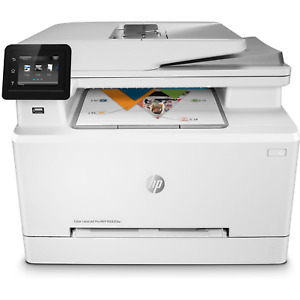HP Color LaserJet Pro MFP M283fdw Wireless Laser Printer 7KW75A Scan-Copy-Fax