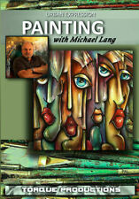 Art Instruction DVD '' Urban Expression '' Michael Lang How To  Demonstration