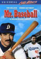 Mr. Baseball (Ava Takanashi, Tom Selleck, Ken Takakura) Mr New Region 1 DVD