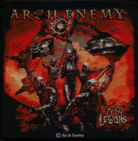 Arch Enemy Khaos Legions Woven Patch Official Death Metal Band Merch