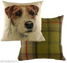 "17"" Parson Jack Russell Dog Cushion Evans Lichfield DPA469 43cm Waggydogz"