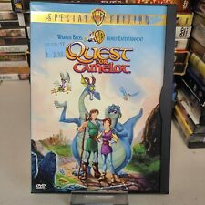 Quest for Camelot Warner Bros. 60% OFF 4+ DVD $2 Each