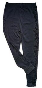 Damen Thermo Leggings Hose dicke warme Winterleggings Gr. 40/42 44/46 48/50