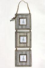 Quadratische Deko-Bilderrahmen im Art Deco-Stil fürs Wohnzimmer