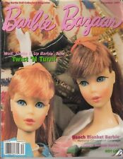 Barbie Bazaar Magazine December 1997 Convention Coverage Skipper  /b1