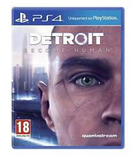 Sony Playstation Ps4 - Detroit Become Human