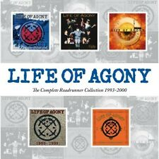 LIFE OF AGONY - COMPLETE ROADRUNNER COLLECTION 1993-2000 5 CD HEAVY METAL NEUF