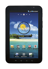 Samsung Galaxy Tab SCH-I800 8GB, Wi-Fi, bluetooth, 7in - Black, Verizon
