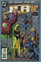 JLA Year One #11 1998 Mark Waid Barry Kitson Michael Bair DC Comics