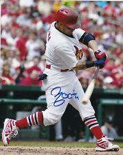 Yadier Molina Signed Autograph 8X10 Photo St Louis Cardinals