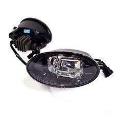 LED Fog Lights For 08-10 Accord 09-11 Civic Sedan 14-17 Odyssey Clear White Pair