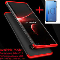 For Samsung Galaxy Note 10/9 S10 5G Plus Shockproof Ultra Slim Full Cover Case