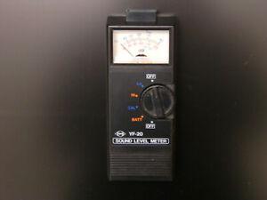 YFE YF-20 Sound Level Meter