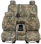 Carhartt Realtree Seat Cover: 2016-19 Fits TOYOTA TACOMA DOUBLE CAB: REAR 60 ...