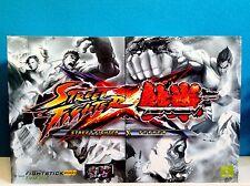MAD CATZ Street Fighter X Tekken Arcade Fight Stick PRO LINE XBOX 360 NEW SEALED