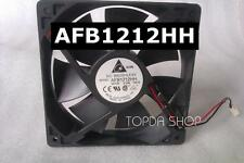 DELTA AFB1212HH Cooling fan DC12V 0.50A 120*120*25mm 2pin