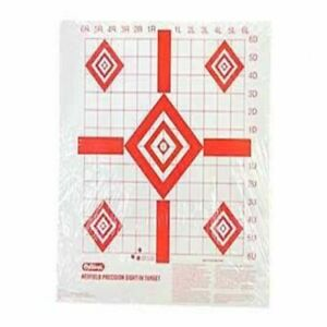 Champion Redfield Style Precision Sight-In Target (Pack of 100)