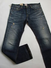 JEANS EDWIN ED71 SLIM ( red selvage- fire wash) TAILLE W30 L34 ( i008139 153 )
