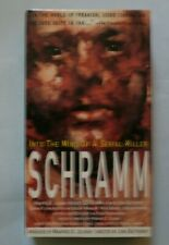 Schramm Into The Mind of a Serial Killer VHS 1993 Film Threat Video Horror