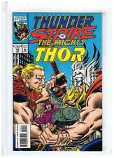 Marvel Comics Thunderstrike #10 NM- 1994