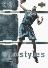 2000-01 Upper Deck Slam Air Styles Basketball Cards Pick From List