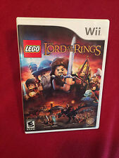 Nintendo Wii LEGO Lord of the Rings Video Game Rated E