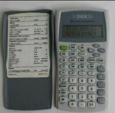 Texas Instruments TI-30X IIB Scientific Calculator White With Gray Cover
