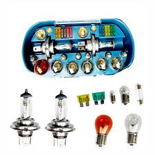 Auto Lampen 12V H4 Beleuchtung Sicherungen Set 30 tlg. PKW Birnen Bremslicht KFZ