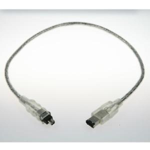 FireWire 400. 6-pol. auf 4-pol. 50cm