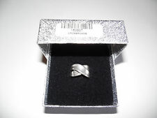 Premier Designs 'CROSSROADS' Ring #1625 - GENTLY WORN *FREE SHIP