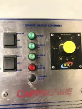 Captiveaire Exhaust Make Up Air Control Panel