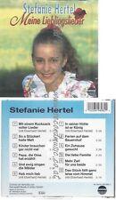 CD--STEFANIE HERTEL--MEINE LIEBLINGSLIEDER [MUSIKKASSETTE]