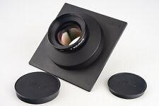 Rodenstock APO Sironar-N MC Sinar Sinaron S 72° 210mm f/5.6 Lens DB Lens Board