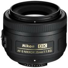 Nikon AFS 35mm F1.8G Normal Standard Lens Brand New