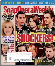Soap Opera Weekly - 2011, April 19 - Paternity Shockers!