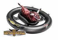 Intex 56280EU - Centro juegos hinchable Toro flotante con Asa 239 x 196 x 81 cm