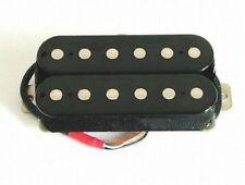 Artec Alnico 5 Guitar Hot Humbucker Bridge Pickup Black