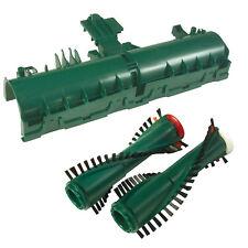 Getriebe - Tunnel + Bürsten passend für Vorwerk Kobold EB 350 EB 351 Ersatzteile