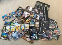 Assorted LEGO Box Cut-Outs~Vintage~Early 2000s- Batman, Star Wars, Indiana Jones