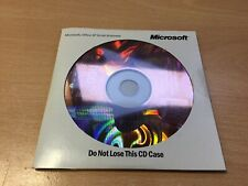 Microsoft Office XP Small Business Version 2002