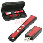 USB Wireless Remote Control Clicker Laser Pointer Training Presentation Lecture