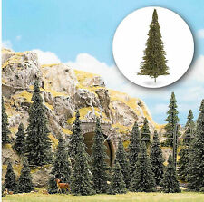 """Busch Z/N/HO Scale Pine Trees (Package of 60) 1-3/16"""" to 2-3/8"""" Tall 6572"""