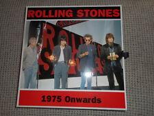 ROLLING STONES 1975 Onwards 4 CD BOX completely NEUWERTIG like new