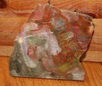 Pink Quartz Stone Marble Slice section wall hanging Natural rock geode Vintage