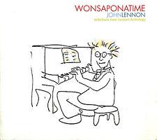 John Lennon CD Wonsaponatime - Digipak - Europe (EX/EX)